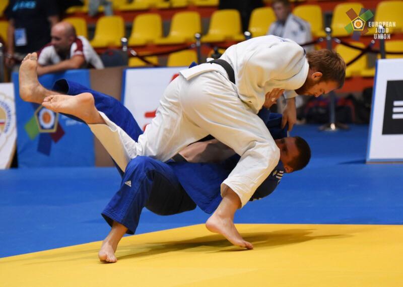 Luca Ardizio Nazionale Italiana di Judo