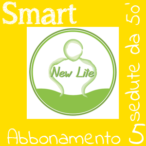 Abbonamento a 5 sedute smart